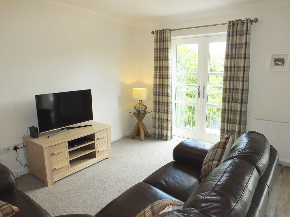 Self Catering Accommodation In Nairn Riverbank Apartments