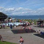 Beachside Childrens Paddling Pool & Play area