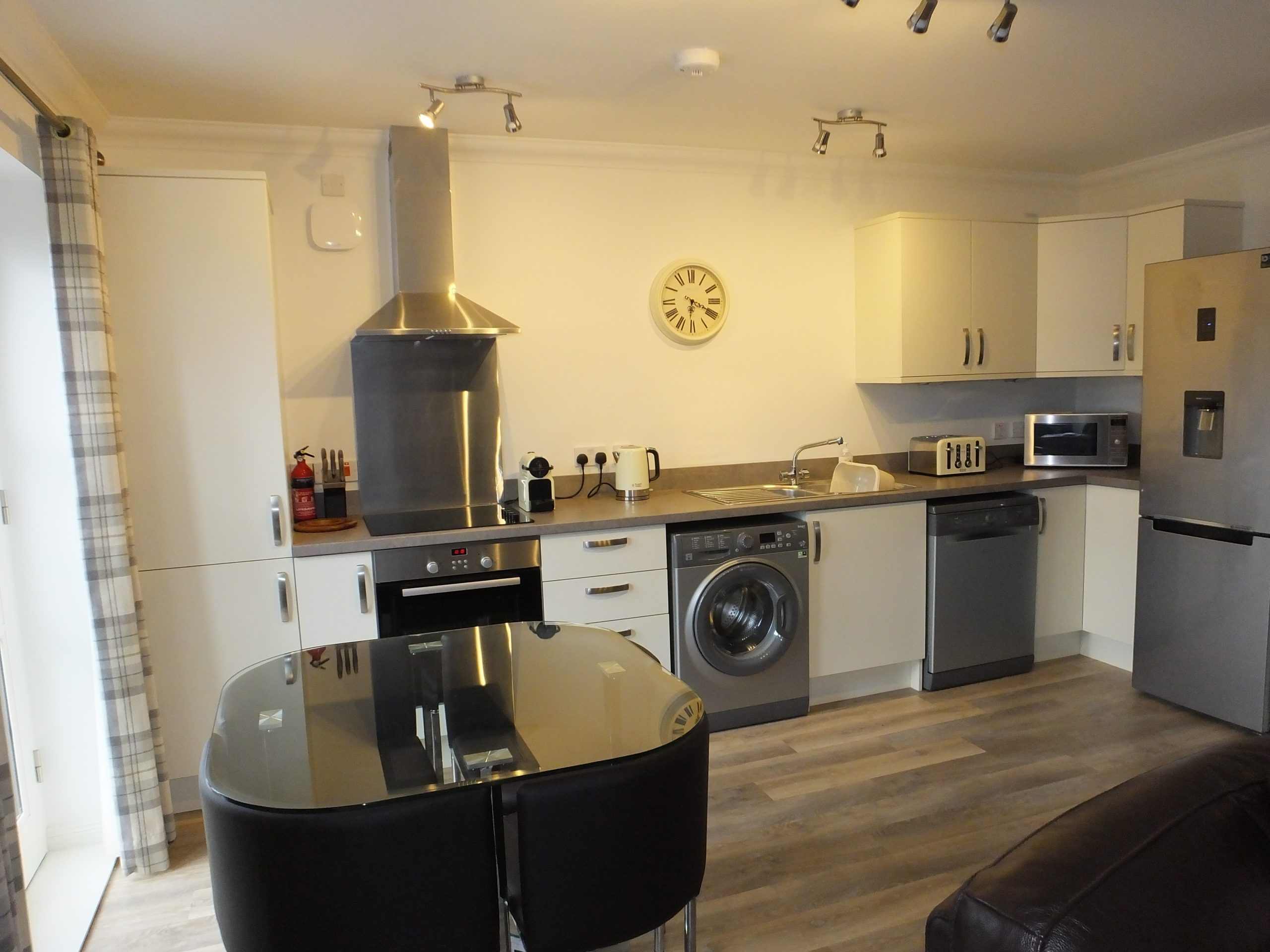 Flat 3 - Kitchen and Dining Area