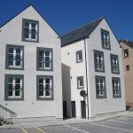 Dedicated Private Parking & Storage Facility (Property Rear)